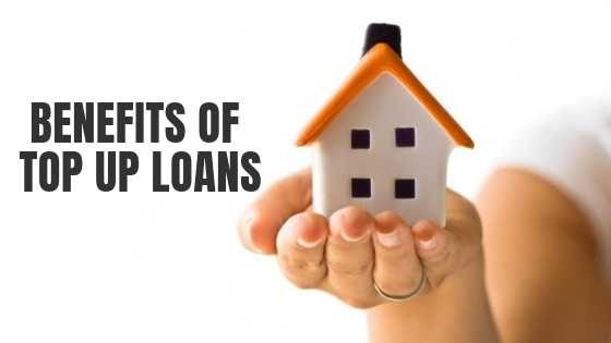 benefits of top up loans