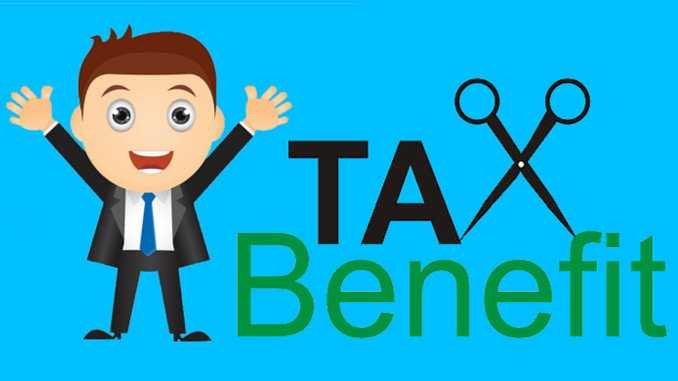 Enjoy Tax Benefits